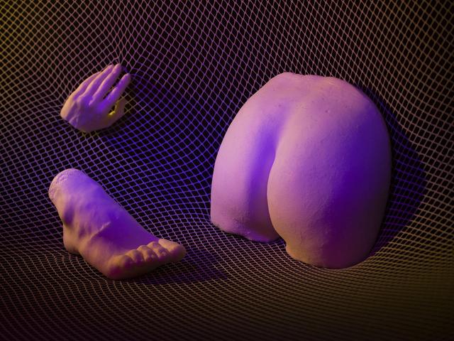 , 'Vintage Future Porn,' 2017, Luis De Jesus Los Angeles