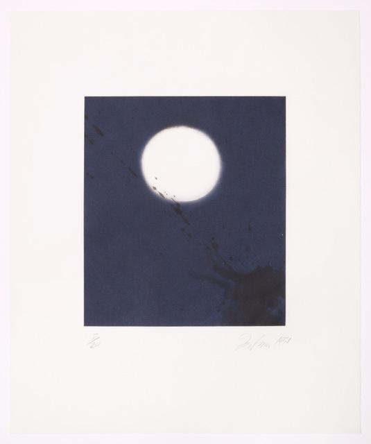 , 'Untitled (Moonrise) print #5,' 1998, KOKI ARTS