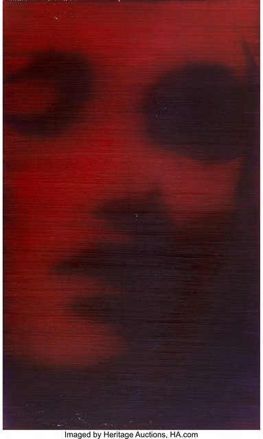 Alison Van Pelt, 'Red Face', 1999, Heritage Auctions