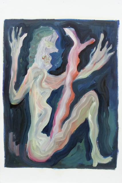 , 'High kick,' 2014, Anglim Gilbert Gallery