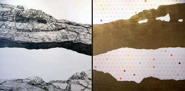 , 'Polka Dot Arch,' 2016, Pentimenti Gallery