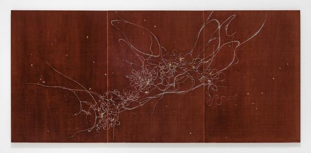 , 'Untitled (Mekamelencolia - Velvet #3 DDRG29AC),' 2017, Lehmann Maupin