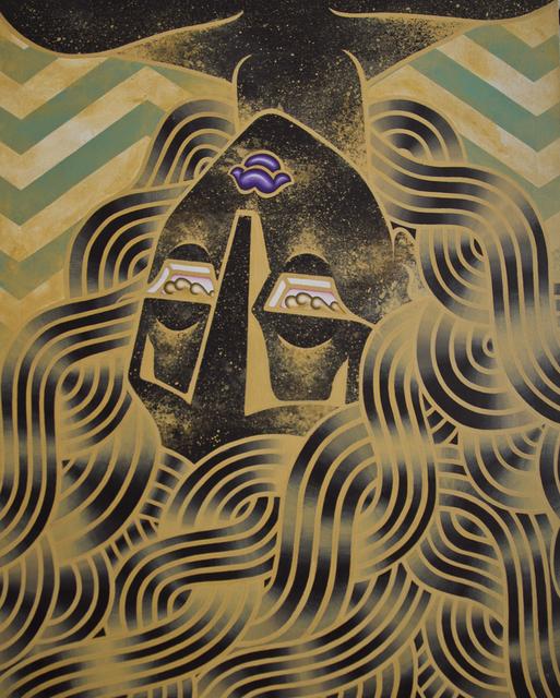 , 'Cabeça de Diaba,' 2015, Jonathan LeVine Projects