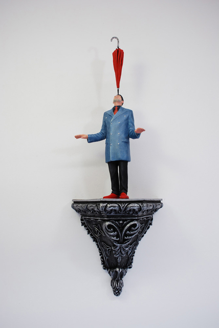 , 'Magic Man #10,' 2010, Mario Mauroner Contemporary Art Salzburg-Vienna