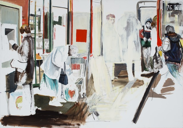 Kim Corbisier, 'Outside the Department Store', 2011, Inda Gallery