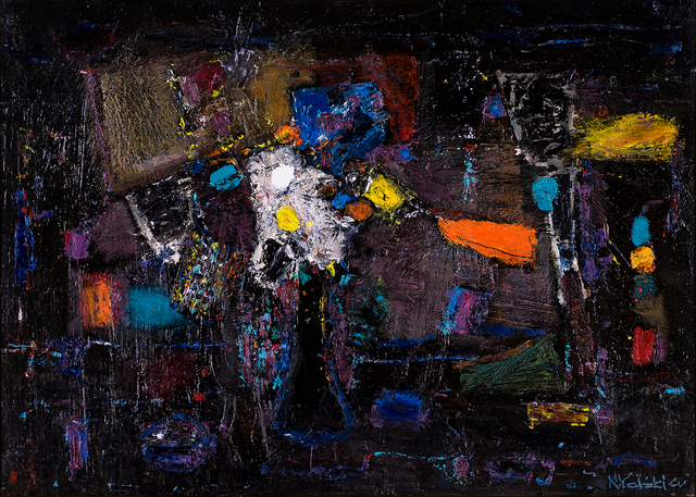 , 'Flowers,' 2016, ArtWizard