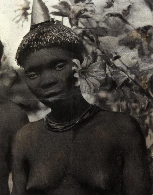, 'Portrait 15 (Congo),' 2013, Galerie Nathalie Obadia