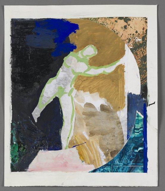 , 'Untitled LI,' 2016, Galerie Crone