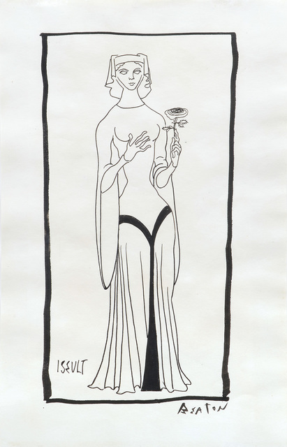 Cecil Beaton, 'Iseult', 1952, Peter Harrington Gallery