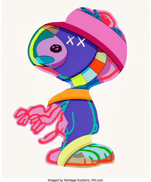 KAWS, 'The Thing's That Comfort, Stay Steady, and No One's Home', 2015, Heritage Auctions