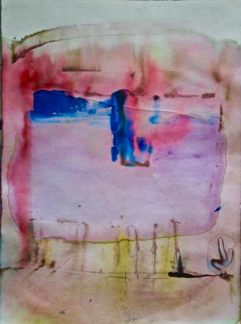 Dana James, 'Swimming I', 2016, Susan Eley Fine Art