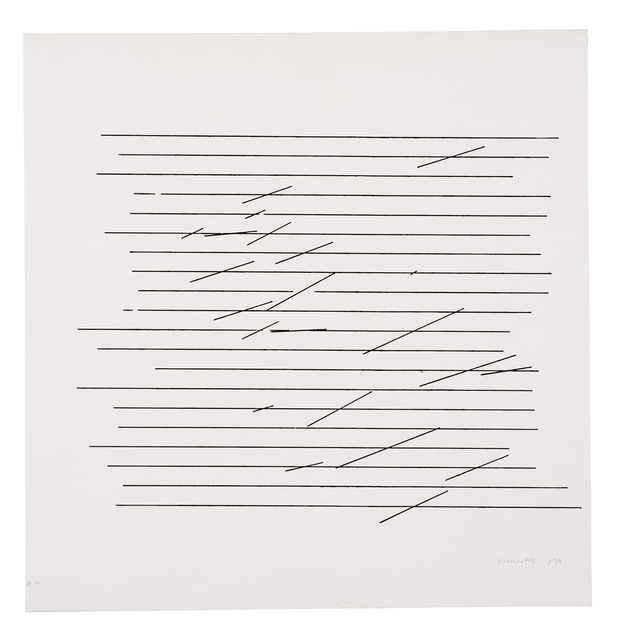 , 'Untitled,' 1972, The Mayor Gallery
