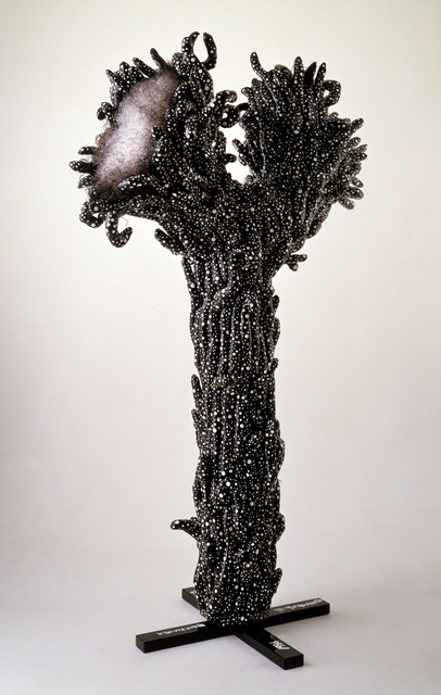 , 'Black Flower,' 1986, Louisiana Museum of Modern Art