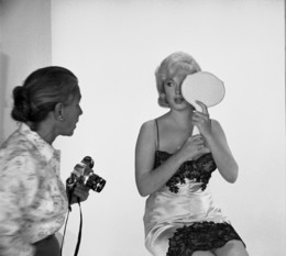 """Eve Arnold, 'Marilyn Monroe during the filming of """"The Misfits""""', 1960, Photography, Digital fibre print from high-res scan; stamped on verso, Magnum Photos"""
