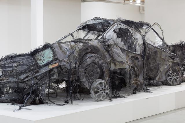 , 'Sentence, souffle et linceul, ,' 2017, Art Mûr