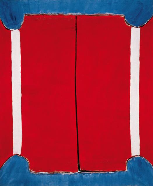 José Guerrero (1914-1991), 'Cuatro Esquinas, 1970', 1970, Ditesheim & Maffei Fine Art