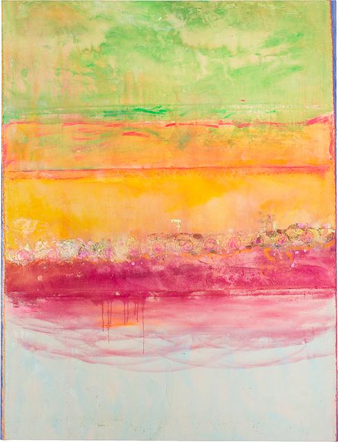 , 'Rush Green Too,' 2015, Marc Selwyn Fine Art