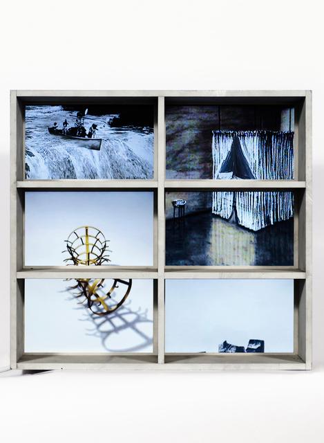 , '100 Years in 1 Minute,' 2012, ShanghART