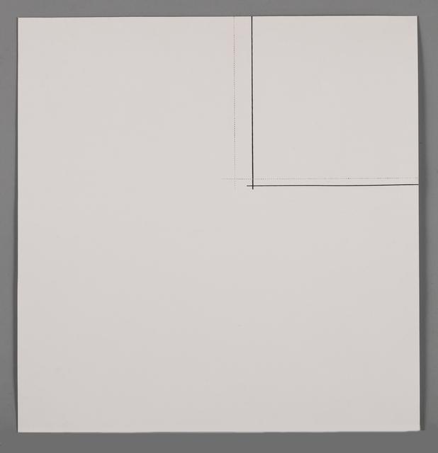 , 'Enclosed Space 界囲構 ,' 1980, Tomio Koyama Gallery