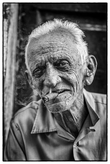 Peter Aitchison, 'Cigar Man', 2016, Gateway Gallery