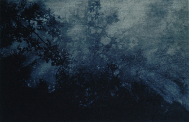 , 'Blue Smoke,' 2015, The Fine Art Society