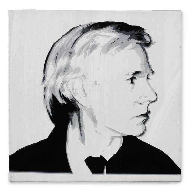 Andy Warhol, 'Self Portrait', 1979, State