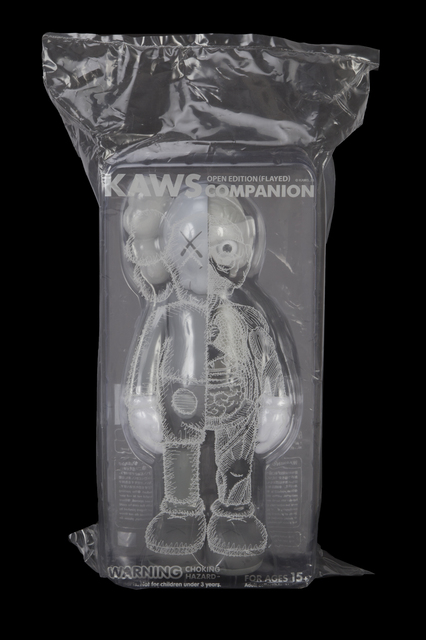 KAWS, 'Open Edition Companion (flayed)', Julien's Auctions