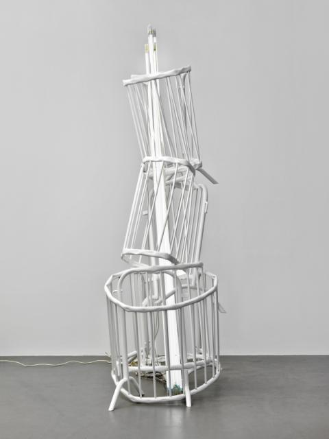 , 'Double Monument for Flavin and Tatlin IX,' 2013, Phillips Collection