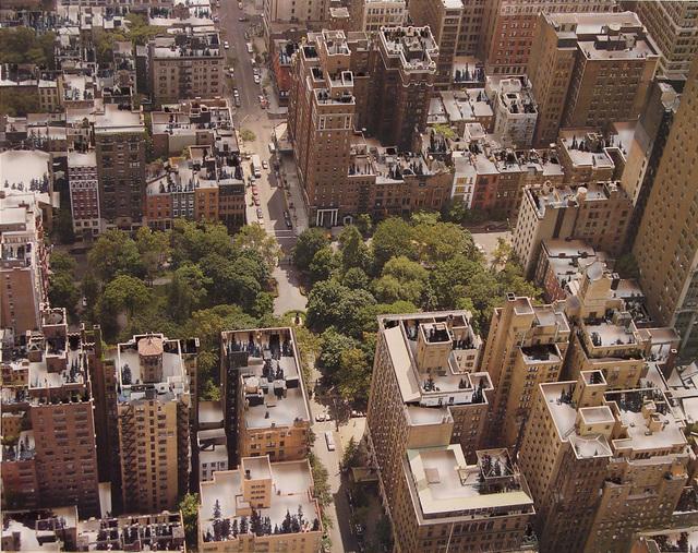 , 'New York #2 (Gramercy Park),' 2012, Tracey Morgan Gallery