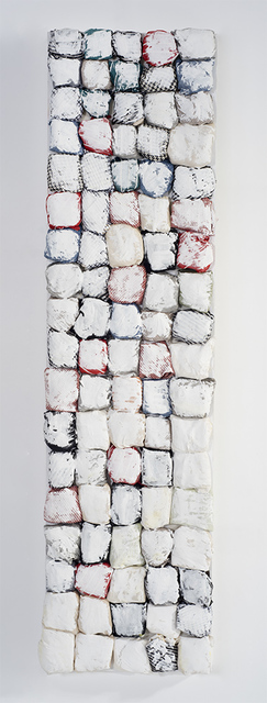 , 'Opera Trapos Blanco ,' 2013, Contini Art UK
