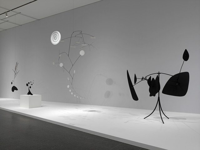 Alexander Calder, 'Installation photograph, Calder: Avant-Garde in Motion', Calder Foundation