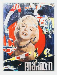 Mimmo Rotella, 'Marilyn 3,' 1979, Heritage Auctions: Holiday Prints & Multiples Sale