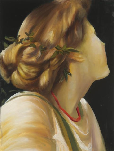 Angela Fraleigh, 'A song of seasons', 2015, Inman Gallery