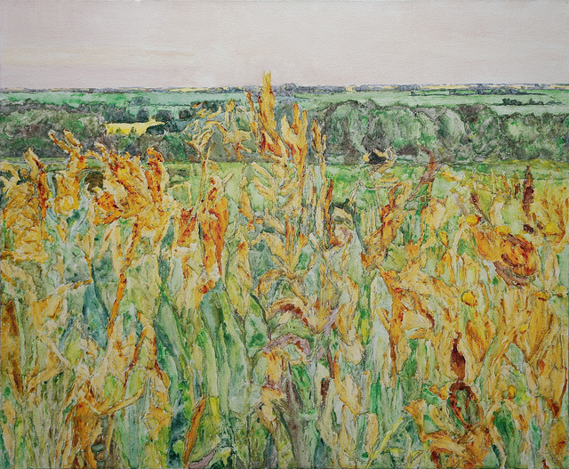 , 'Brome Grass (AC-11-94),' 1994, Han Art