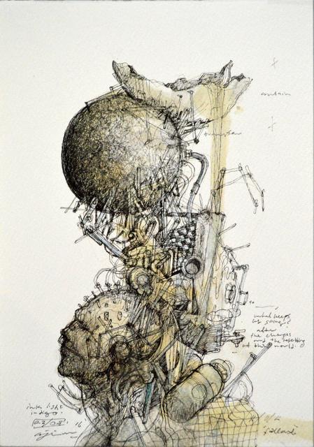 , 'Penghuni Distopia - Falloout,' 2017, Artemis Art