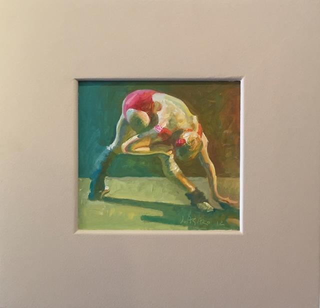 John Asaro, 'Red Leotard ', Ethos Contemporary Art
