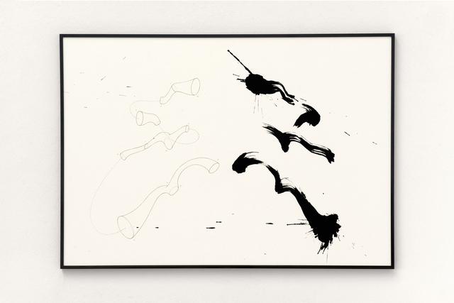 , 'Skelette der Stimmen, Part Ⅳ (pt. 1),' 2018, Micheko Galerie
