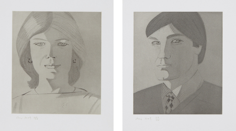 Alex Katz, 'Give Me Tomorrow: two plates,' 1983, Phillips: Evening and Day Editions (October 2016)