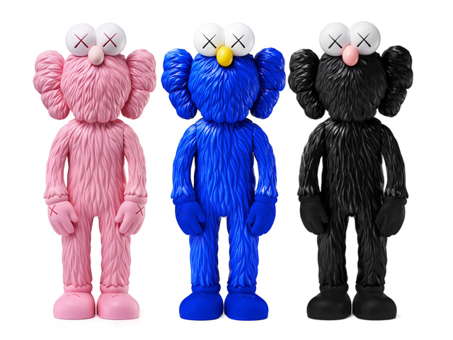 Image result for kaws companion bff reissue""