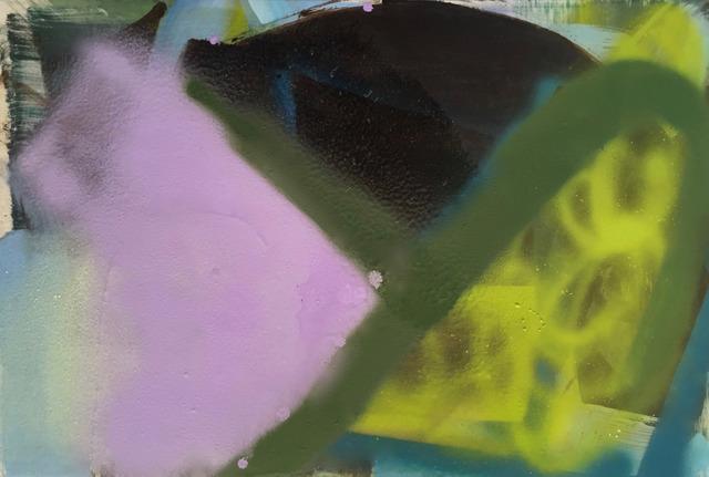 , 'Lilac Mist,' 2016, David Richard Gallery