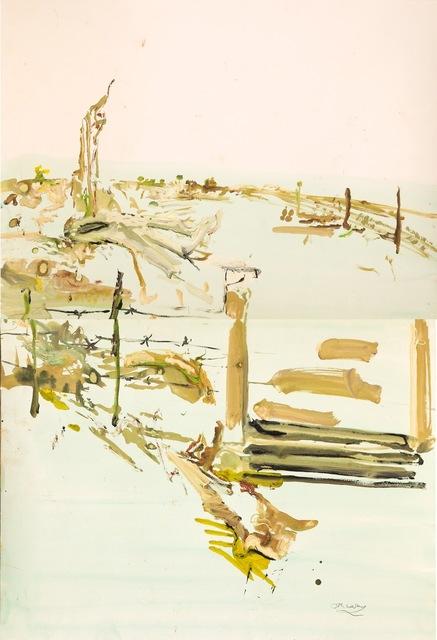 , 'Grid,' 2009, Utopia Art Sydney