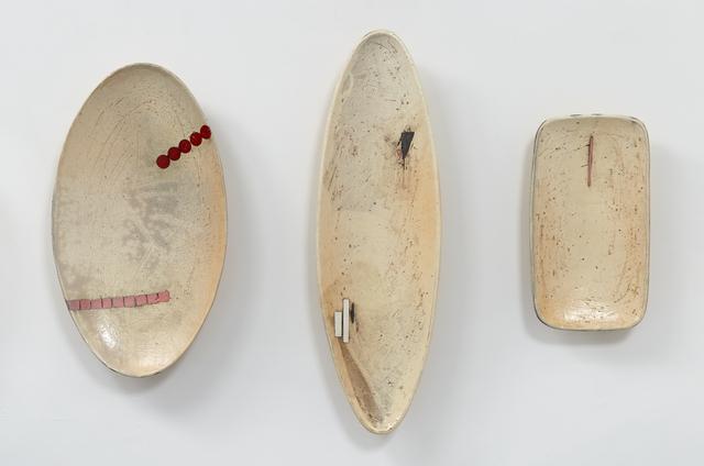 , 'Tray # 9 - 11,' 2016, Jane Hartsook Gallery