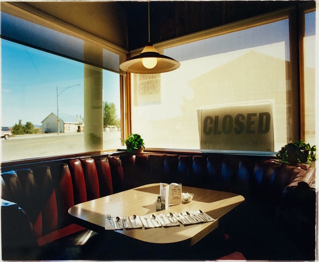 , 'Nicely's Café,' 2003, Bleach Box