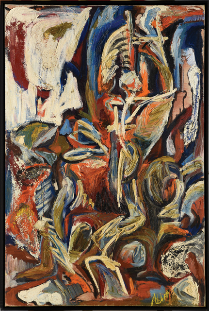 , 'Untitled,' 1952, McCormick Gallery