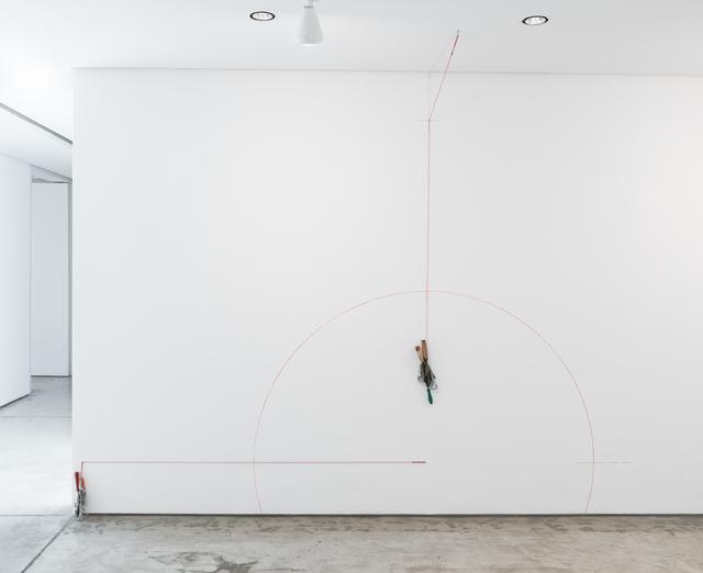 , '1kg 1mt um tempo,' ca. 2016-2019, Galeria Raquel Arnaud