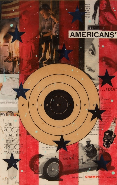 , 'Americans,' 2017, West Branch Gallery