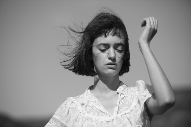 , 'Untitled; Olya Monochrome,' 2017, Marc Straus