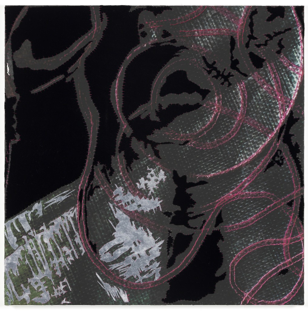 Poltrona Morgana Floral Bw Line.Https Www Artsy Net Artwork Dubblex Peace In Many Tongues