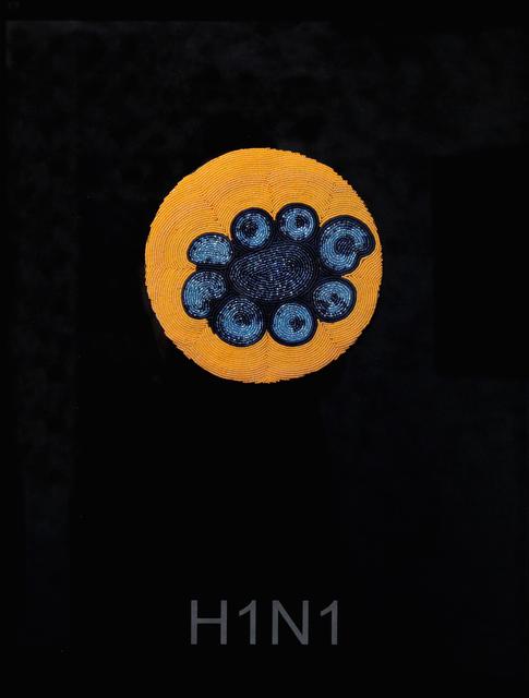 Ruth Cuthand, 'H1N1', 2011, dc3 Art Projects