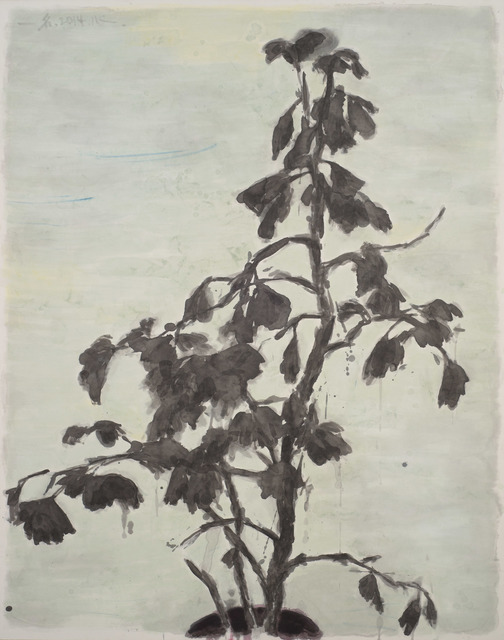 , 'The Gingko 2 银杏 2,' 2013, ShanghART
